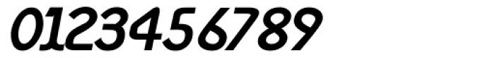 Monolith Sans Bold Italic Font OTHER CHARS