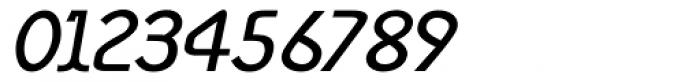 Monolith Sans Italic Font OTHER CHARS