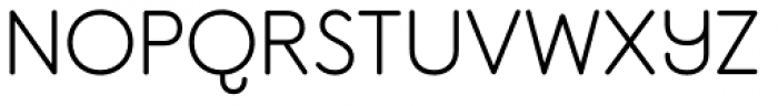 Monolog Light Font UPPERCASE