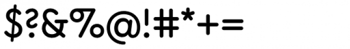 Monolog Medium Font OTHER CHARS