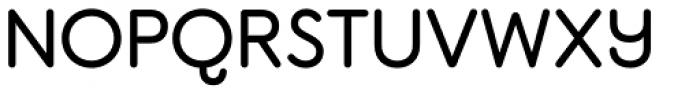 Monolog Medium Font UPPERCASE