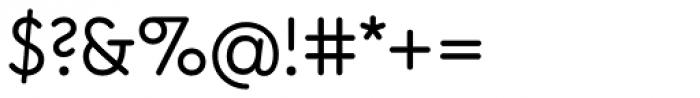 Monolog Regular Font OTHER CHARS