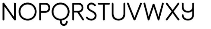 Monolog Regular Font UPPERCASE
