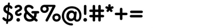 Monolog SemiBold Font OTHER CHARS