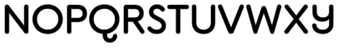 Monolog SemiBold Font UPPERCASE