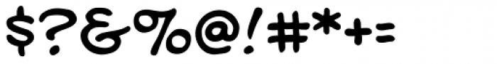 Monologous Font OTHER CHARS