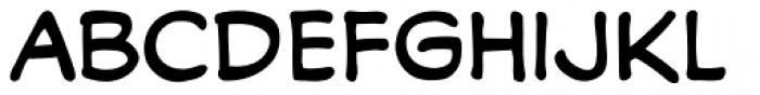 Monologous Font LOWERCASE