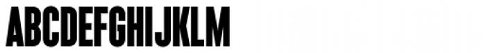 Monopol Bold Font UPPERCASE