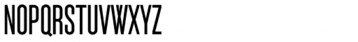 Monopol Medium Font UPPERCASE