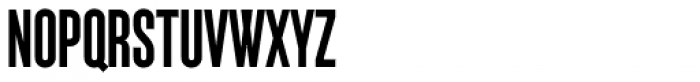 Monopol SemiBold Font UPPERCASE