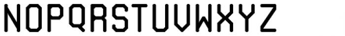 Monorama Regular Font UPPERCASE