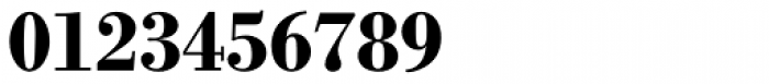Monotype Bodoni Std Bold Font OTHER CHARS