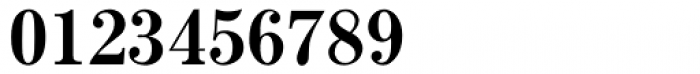 Monotype Century Bold Font OTHER CHARS