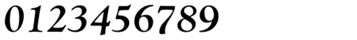 Monotype Goudy Pro Bold Italic Font OTHER CHARS