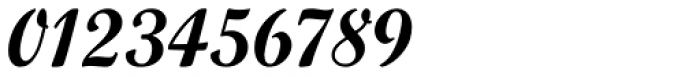 Monotype Script Pro Bold Font OTHER CHARS