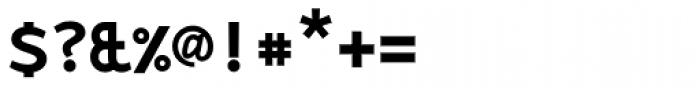 Monox SC ExtraBold Font OTHER CHARS