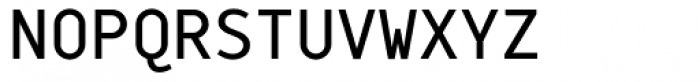 Monox SC Regular Font UPPERCASE