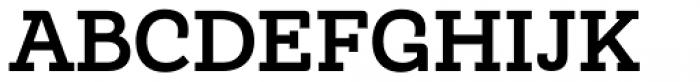 Monroe Bold Font UPPERCASE