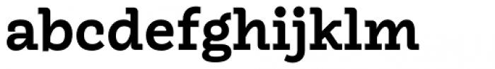 Monroe Bold Font LOWERCASE