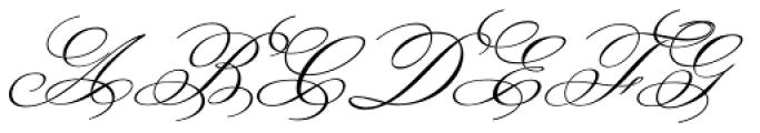 Monsieur La Doulaise Pro Font UPPERCASE