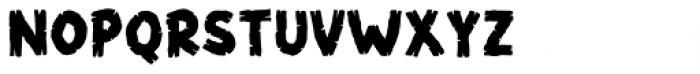 Monster Scheme Regular Font LOWERCASE