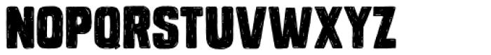Monstro Font UPPERCASE