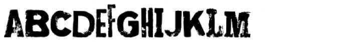 Montada Font UPPERCASE