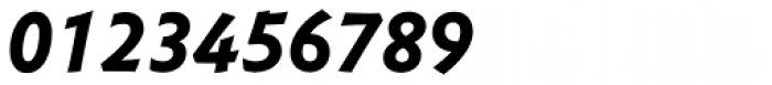 Montara Bold Italic Font OTHER CHARS