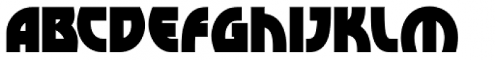 Monte Casino NF Font LOWERCASE