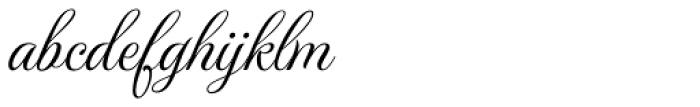 MonteCarlo Pro Font LOWERCASE