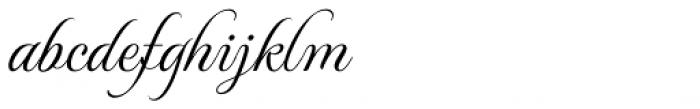 MonteCarlo Script A Font LOWERCASE