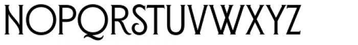 Montecatini Pro Stretto Medium Font UPPERCASE