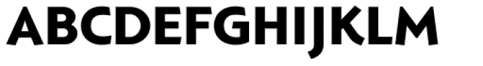 Montego Bold Font UPPERCASE