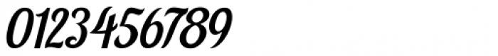 Montello Italic Font OTHER CHARS
