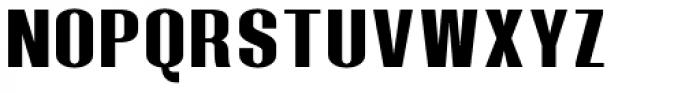 Monterra Biform SemiBold Font UPPERCASE