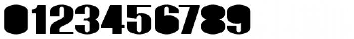 Monterra SC B Fill ExtraBold Font OTHER CHARS