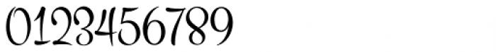 Montez Pro Font OTHER CHARS