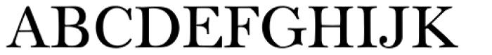 Monticello Pro Roman Font UPPERCASE