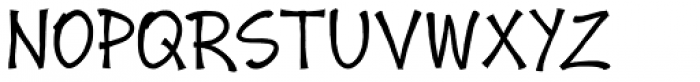 Monumint Font UPPERCASE