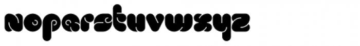 Mook Bold Font UPPERCASE