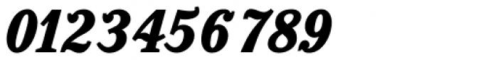 Moonface Script Heavy Font OTHER CHARS