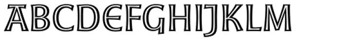 Moonglow Regular Font LOWERCASE