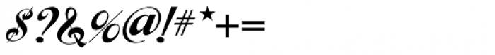 Moonshine Script NF Font OTHER CHARS
