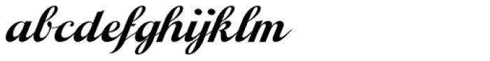 Moonshine Script NF Font LOWERCASE