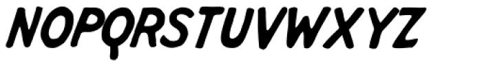 Mooseheart Font UPPERCASE