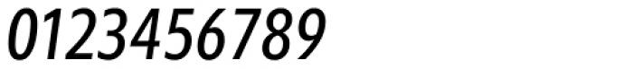 Morandi Cond Italic Font OTHER CHARS