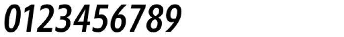 Morandi Cond Medium Italic Font OTHER CHARS