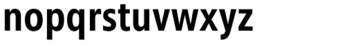 Morandi Cond SemiBold Font LOWERCASE