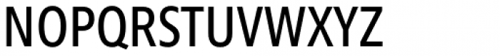 Morandi Cond Font UPPERCASE