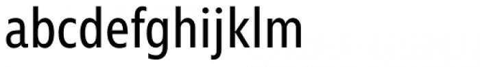Morandi Cond Font LOWERCASE